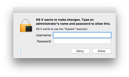 authenticate dialog box view saved wifi passwords