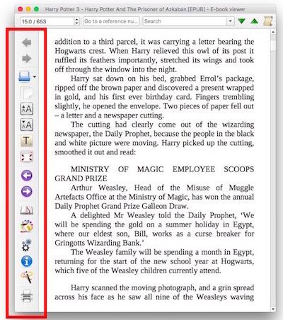 free ebook readers for Mac calibre_ebook_reader