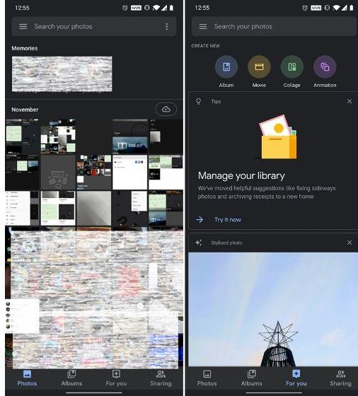 google photos - Лучшие приложения для Android в Галерее