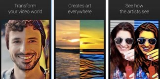Artisto- A Great Prisma Like App for Videos