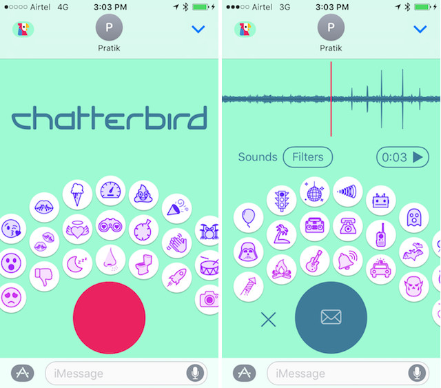 best imessage apps chatterbird