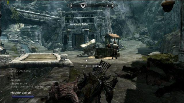 Skyrim-консольные команды