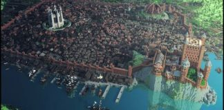 cool minecraft maps