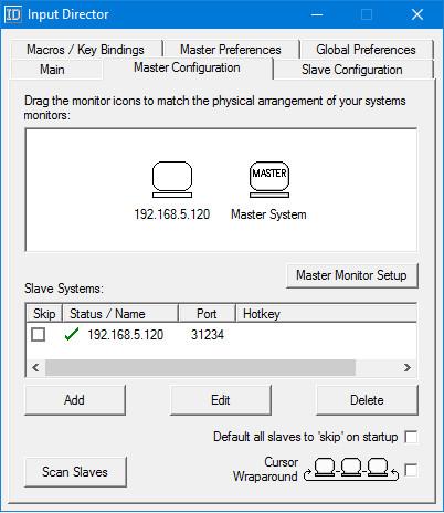 inputdirector
