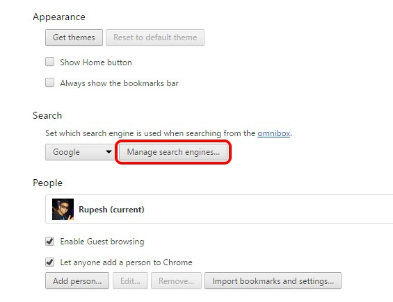 chrome-manage-search-engines
