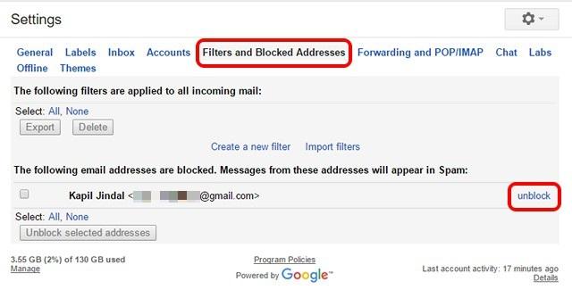 filtros-de-gmail-y-direcciones-bloqueadas