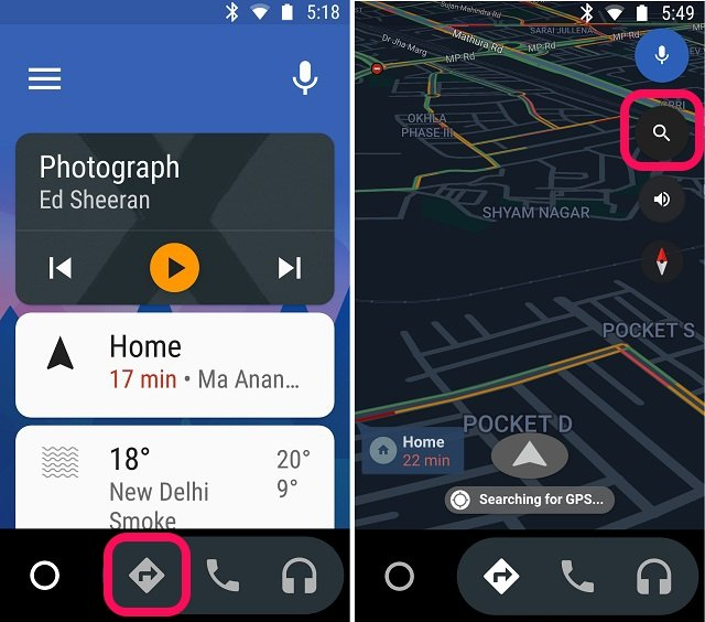android-auto-maps-tapping