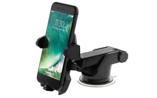 Основные аксессуары для смартфонов - автомобильные крепления