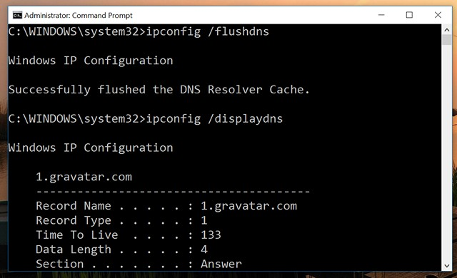 Simple Ways to Clear DNS Cache on Windows 10 | Get All Tech