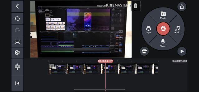 Aplikasi Edit Video iPhone Terbaik 2020-Kine