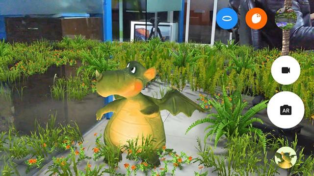Lenovo AR Camera Google Tango App