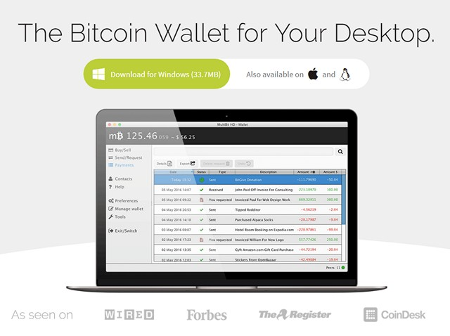 MultiBit Bitcoin Wallet