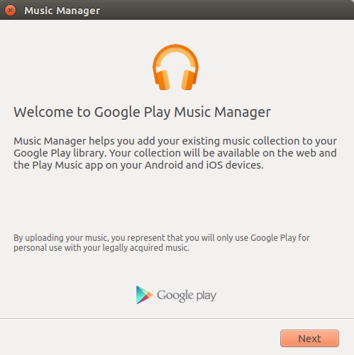 google music manager 1
