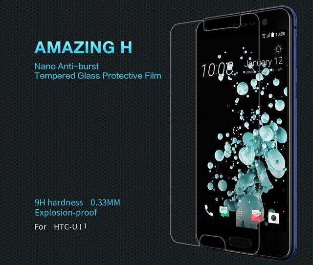 Magix Ultra Clear HTC U11 Screen Protector