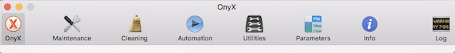 Cabeçalho Onyx