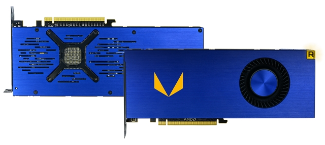 AMD Vega Frontier Edition Design