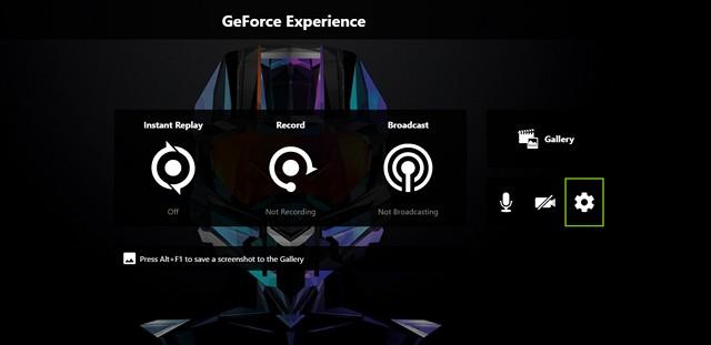 So richten Sie die sofortige Wiedergabe in NVIDIA GeForce Experience ein