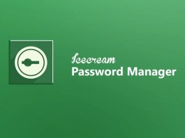 Icrecream Password Manager Review