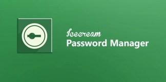Icrecream Password Manager Review