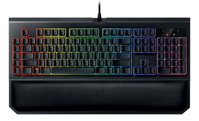 Razer BlackWidow Chroma V2 1