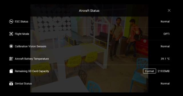 Aircraft Status 2