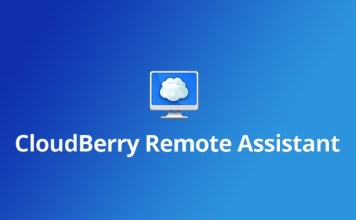 CloudBerry Remote Assistant Sponsored