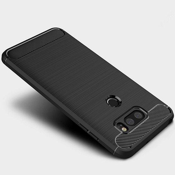 Dretal Carbon Fiber Protective Case For LG V30