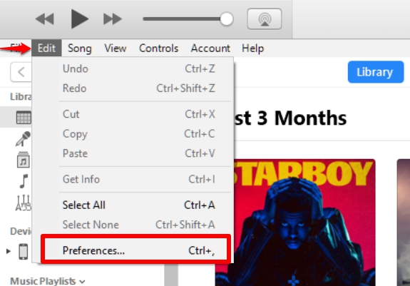 how to download music from your icloud music library