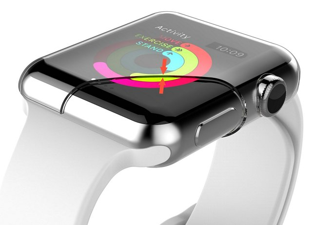 NSR Apple Watch All Round Screen Protector