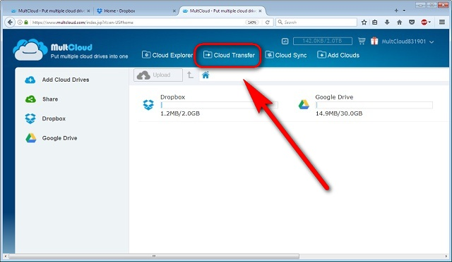 How to Move Files Between Cloud Services – Mobile and Gadget