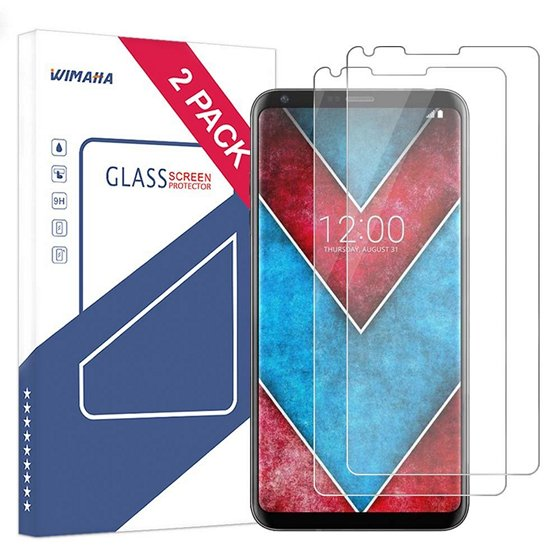 Wimaha LG V30 Tempered Glass Screen Protector