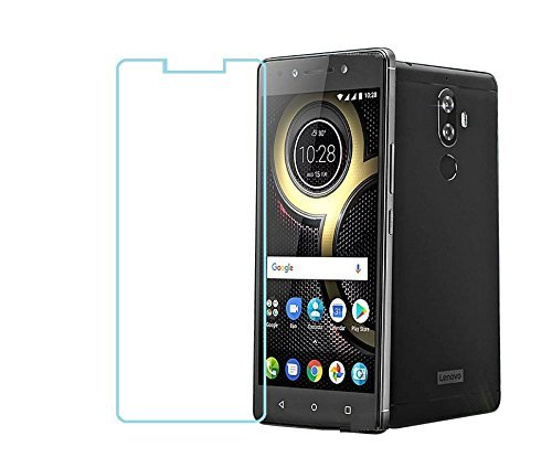 Zynk Case Lenovo K8 Note Tempered Glass Screen Protector