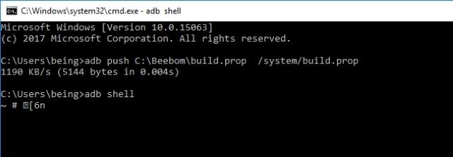 ADB Shell