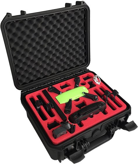 MC-Cases Professional Carrying Case For DJI Spark