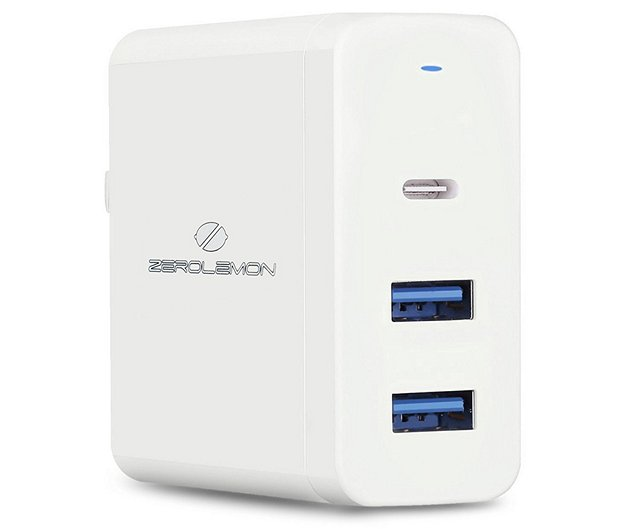 ZEROLEMON 60W USB-C Wall Charger