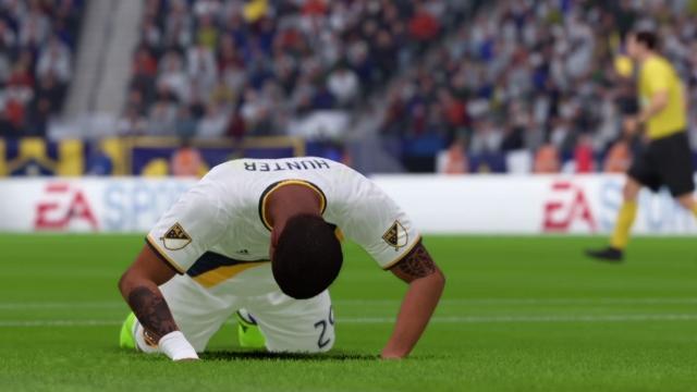 FIFA 18 Gameplay