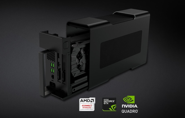 Razer Core V2 Design