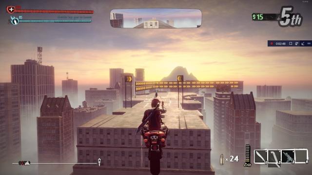Rooftop Gameplay