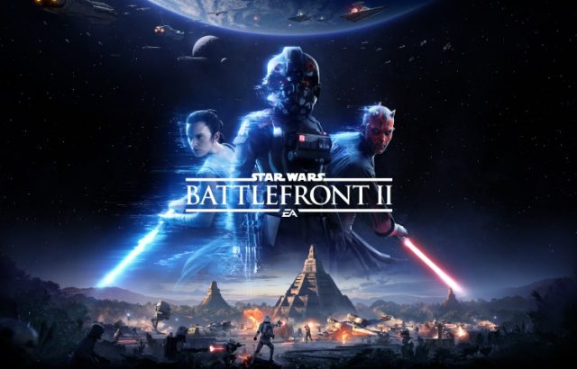 Star Wars Battlefront 2 Featured