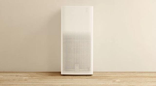 1- Mi Air purifier