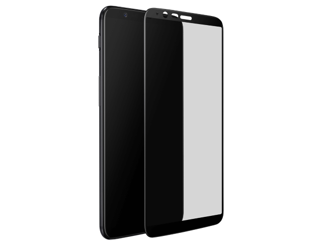 OnePlus 5T Official 3D Tempered Glass Screen Protector