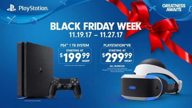 Best black friday deals on ps4 console