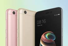 Redmi 5A Specs, Price and Launch Date
