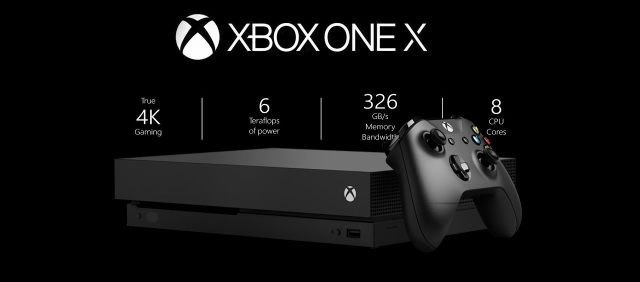 Xbox One X Features