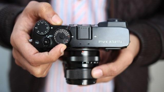Fujifilm X-Pro2 Design 1