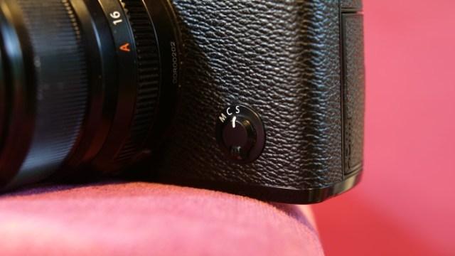 Fujifilm X-Pro2 Grip