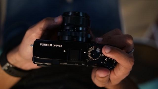 Fujifilm X-Pro2 User Experience 2