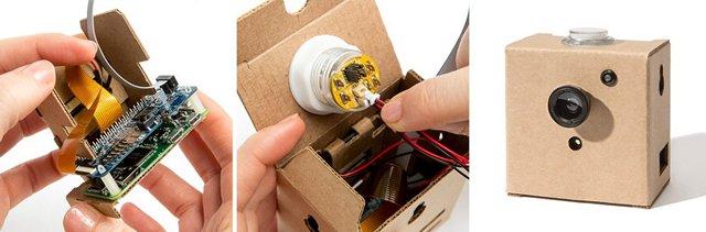 Google AIY Vision Kit