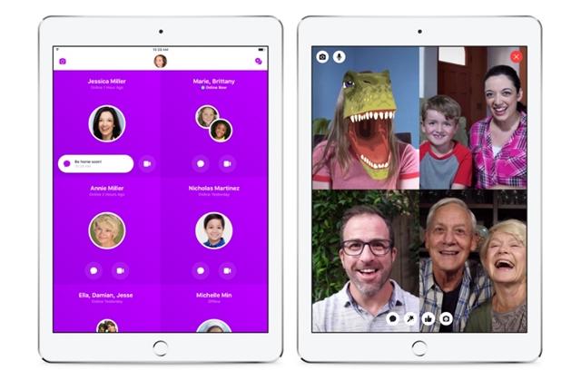 Messenger Kids Video Calls
