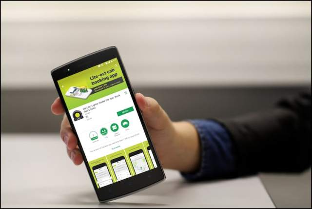 Ola's New 'Lite' App is Aimed at Budget Phones with 2G:3G Networks